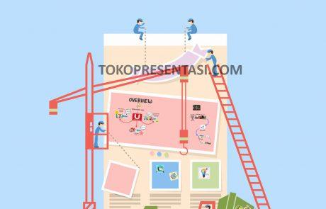 jasa presentasi prezi internal telkom bangunan portfolio prezi tokopresentasi.com