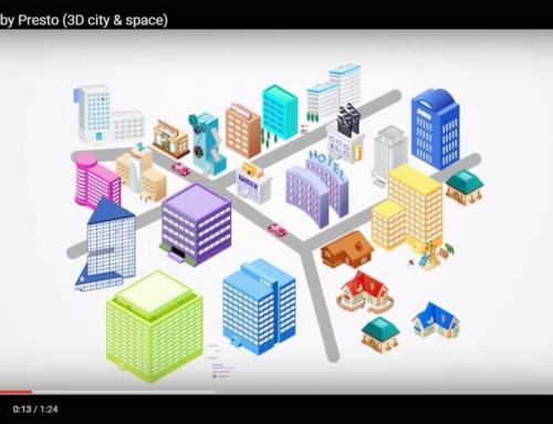 Presentasi Prezi 3D space