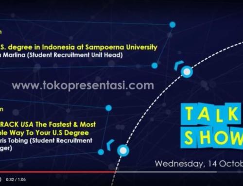 Video Promosi Event Sampoerna School System