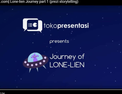 Journey of Lone-Lien (Prezi Story Telling)