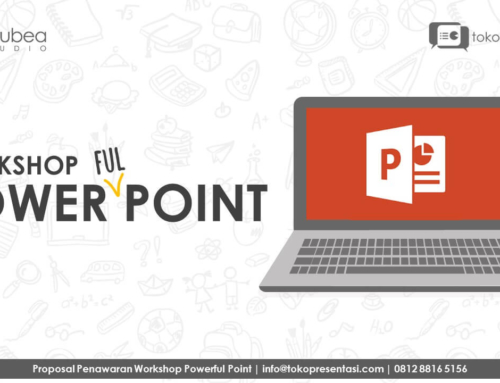 Workshop Powerful Point Level Basic: Workshop PowerPoint basic untuk kebutuhan perkantoran