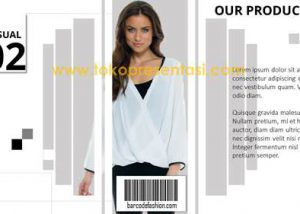 jasa desain presentasi jasa ppt jasa powerpoint jasa prezi jasa keynote presentasi fashion tokopresentasi.com barcode fashion
