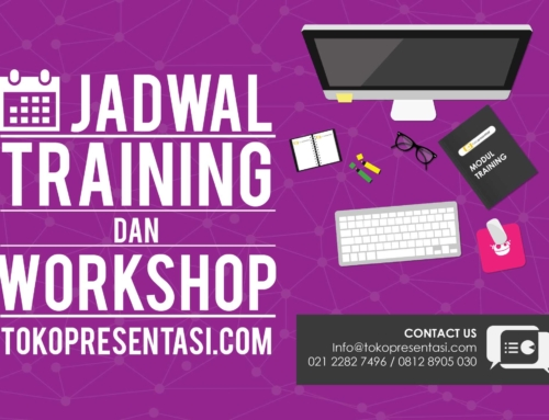 Jadwal Public Training / Workshop 2017 (tokopresentasi.com)
