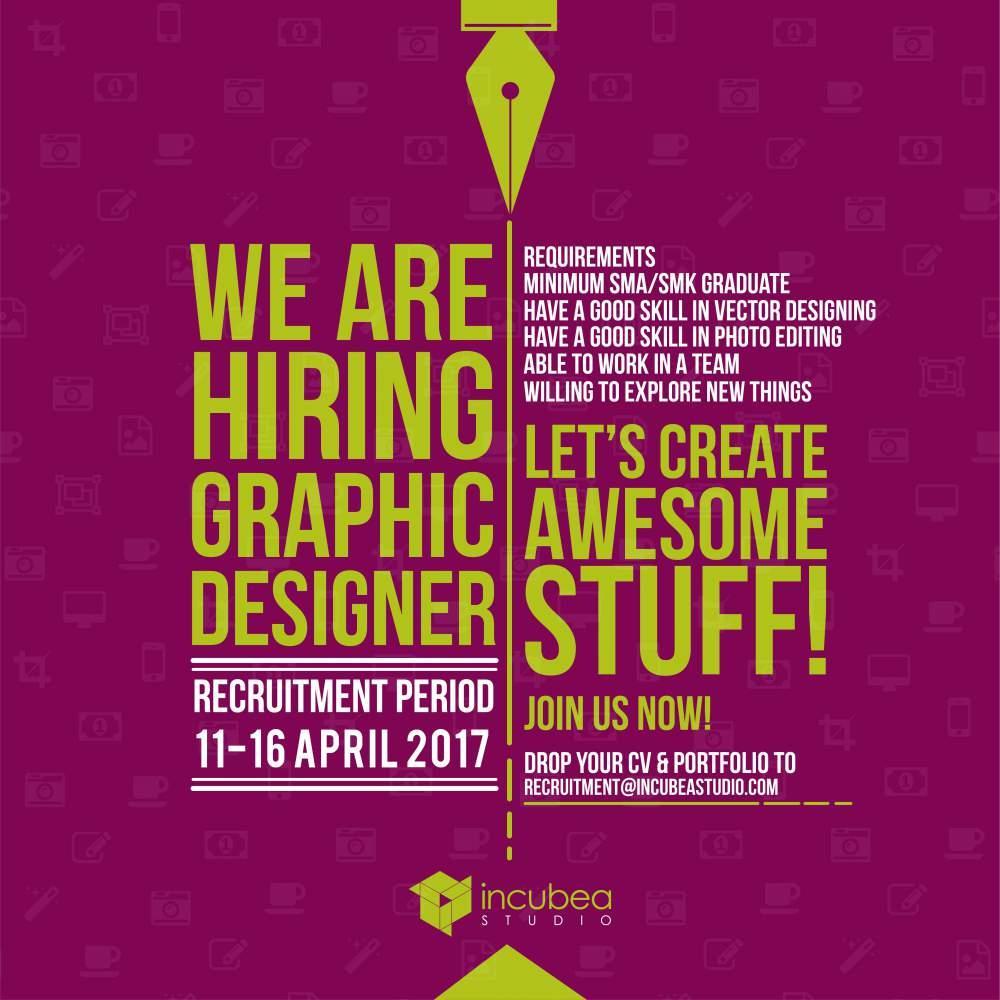 post recruitment designer jasa desain ppt desain powerpoint jasa desain presentasi jasa ppt