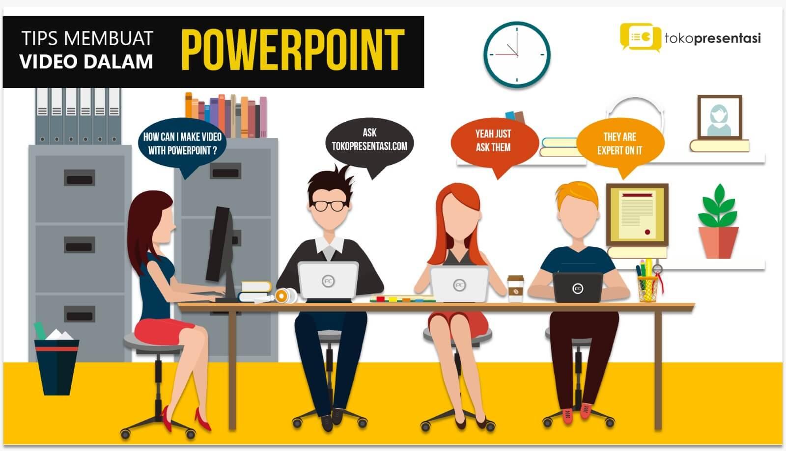 post tips mengubah powerpoint menjadi video jasa powerpoint desain powerpoint desain ppt desain presentasi