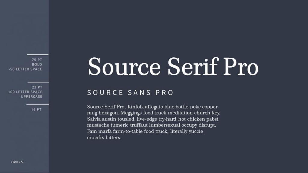 tokopresentasi.com font ideal untuk presentasi 3