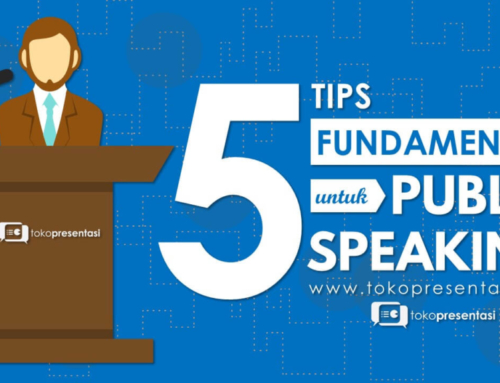5 Tips Fundamental untuk Public Speaking