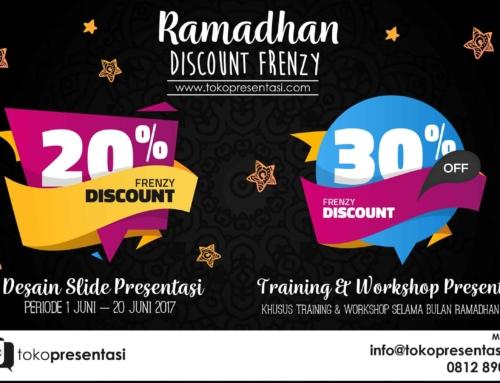 Ramadhan Discount Frenzy