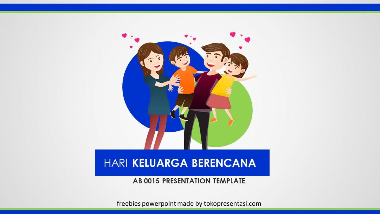 Jasa presentasi Template Powerpoint Gratis Tokopresentasi AB015 Keluarga Berencana (1)