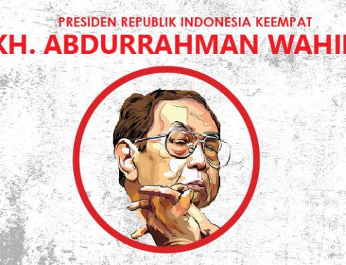 Infografis Presiden Keempat RI: KH. Abdurrahman Wahid