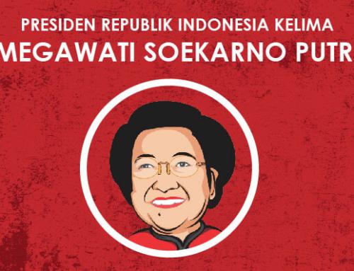 Infografis Presiden Kelima RI: Megawati Soekarno Putri