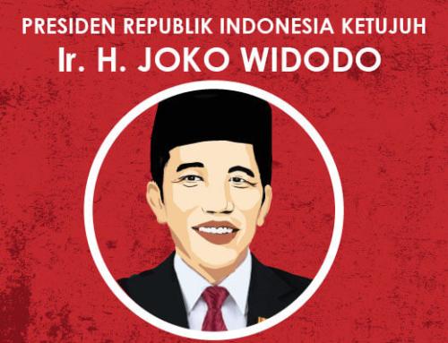 Infografis Presiden Ketujuh RI: Ir. H. Joko Widodo