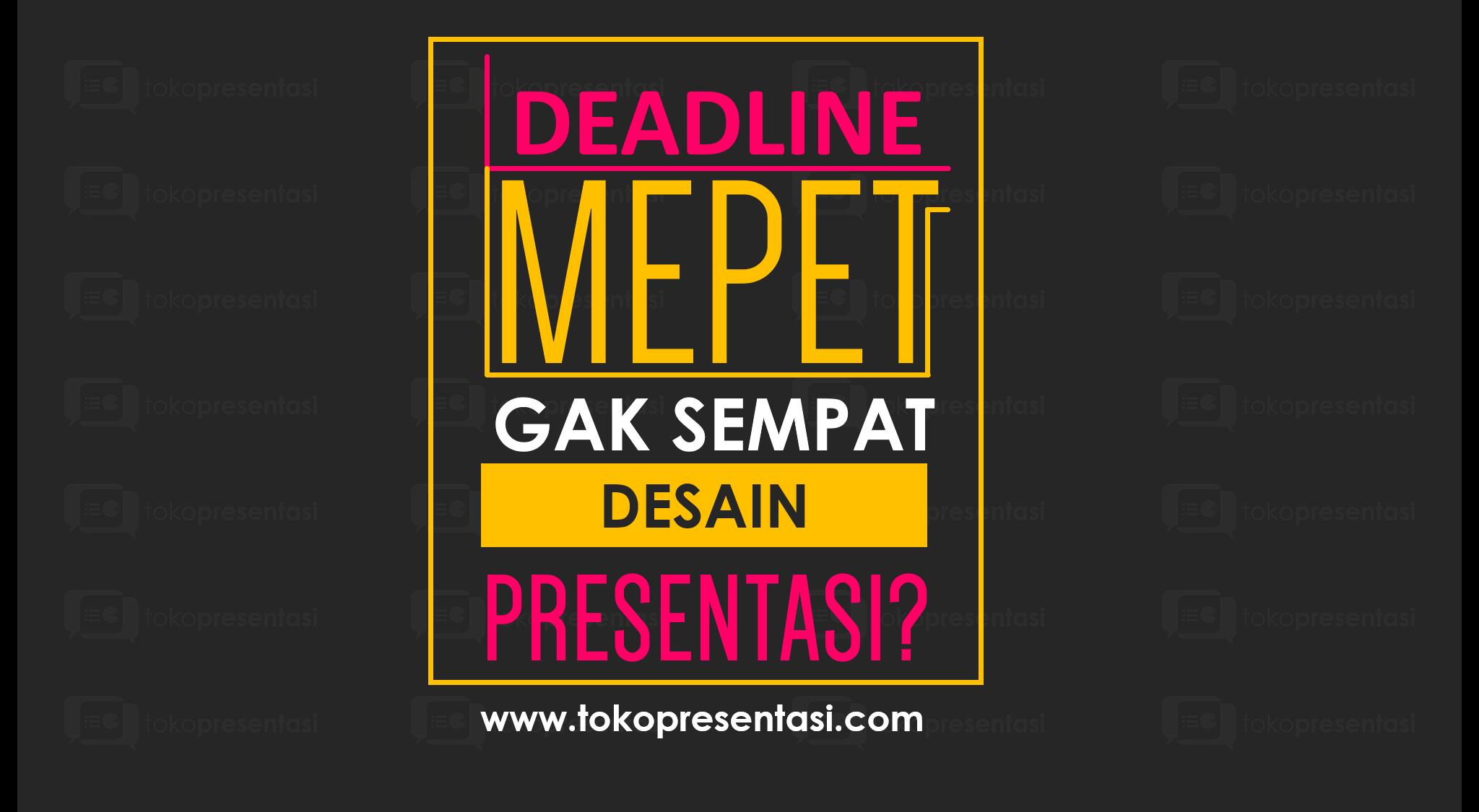 Jasa desain presentasi powerpoint terbaik termurah (tokopresentasi.com)