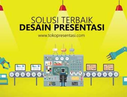 Jasa Desain Presentasi Terbaik di Indonesia