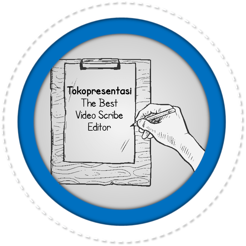 video scribe, hand drawing video, video script tokopresentasi