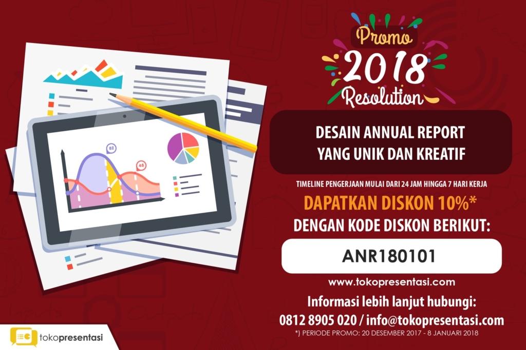 Kode Promo 2018 resolution annual report tokopresentasi