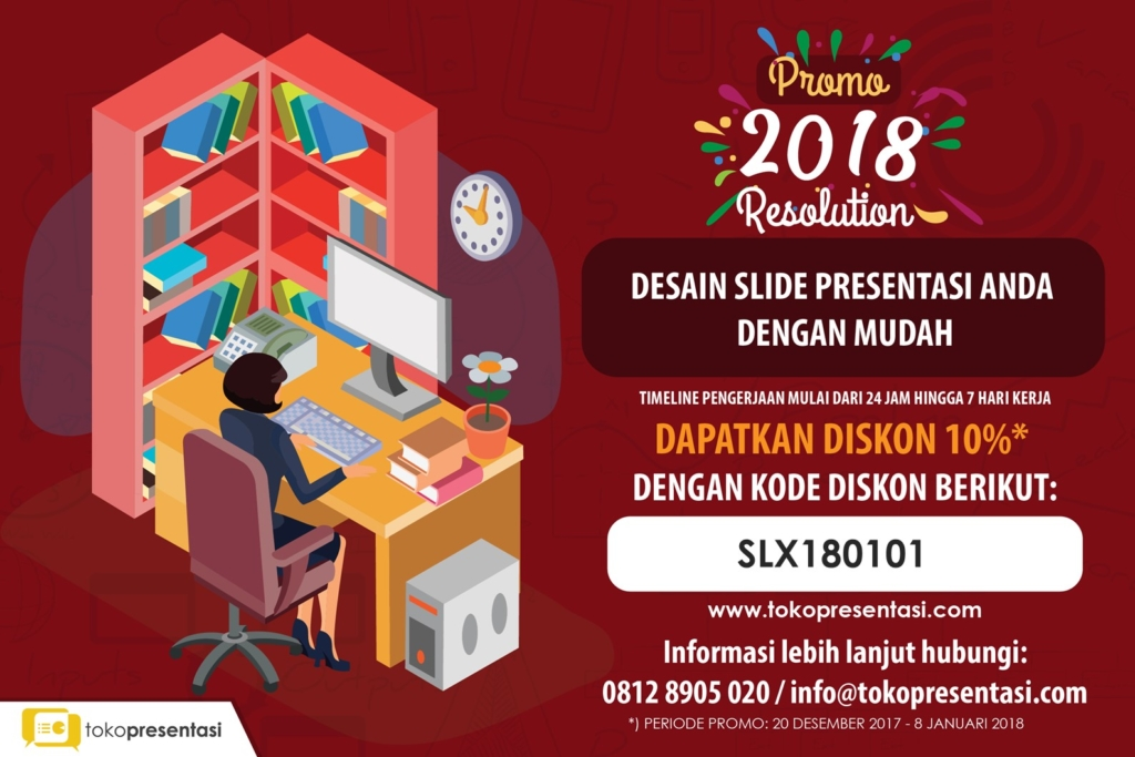 Kode Promo 2018 resolution slide presentasi tokopresentasi