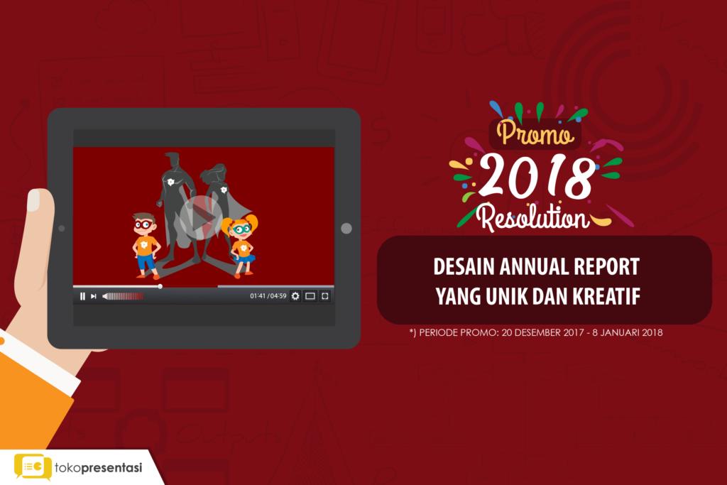 Promo Akhir Tahun Video Animasi Tokopresentasi