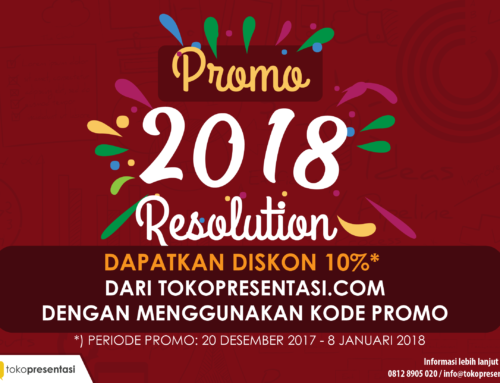Kode Promo 2018 Resolution
