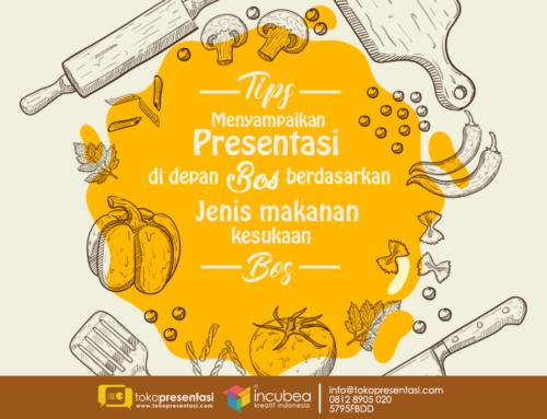 Tips Menyampaikan Presentasi di Depan Bos Berdasarkan Jenis Makanan Kesukaan Bos
