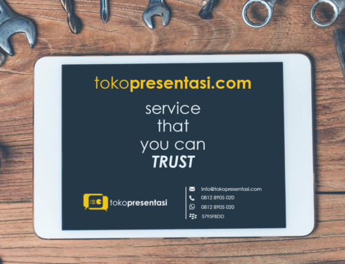 tokopresentasi.com service that you can trust