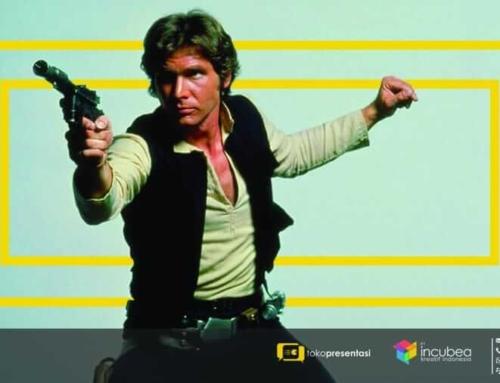 4 Hal yang Dapat Dipelajari dari Han Solo (A Starwars Story) Bagi Presenter