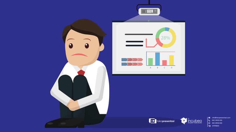 Cara Mengatasi Kegugupan Saat Menampilkan Presentasi - Tokopresentasi