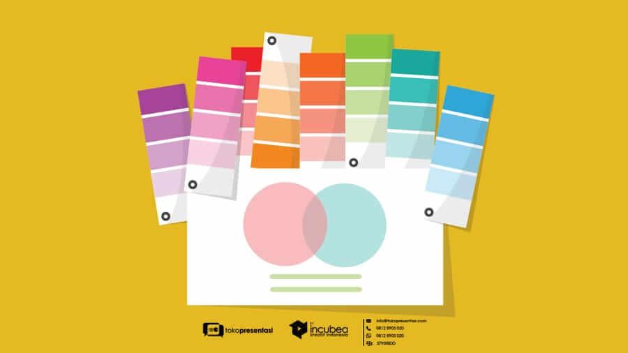 Tips Memilih Warna Untuk Desain Infografis - Tokopresentasi