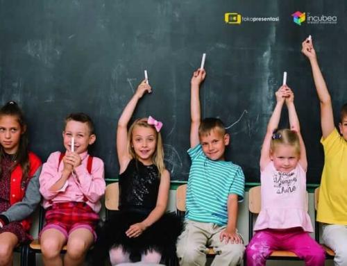 Tips Menghadapi Anak-Anak Sebagai Audiens Presentasi