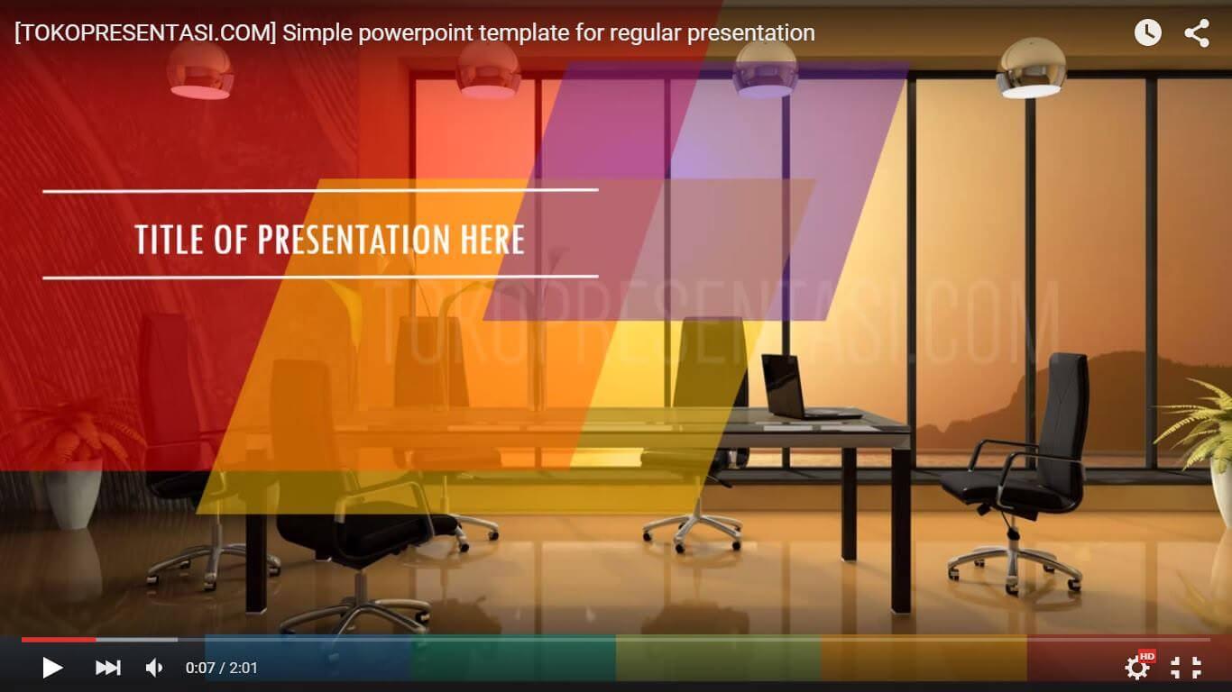 jasa desain presentasi powerpoint presentasi sederhana portfolio presentasi tokopresentasi.com
