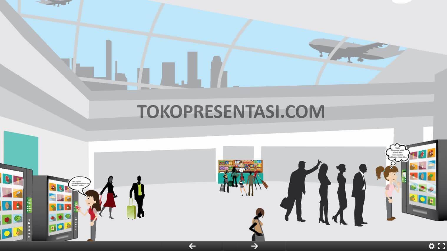 jasa presentasi prezi internal telkom airport portfolio prezi tokopresentasi.com