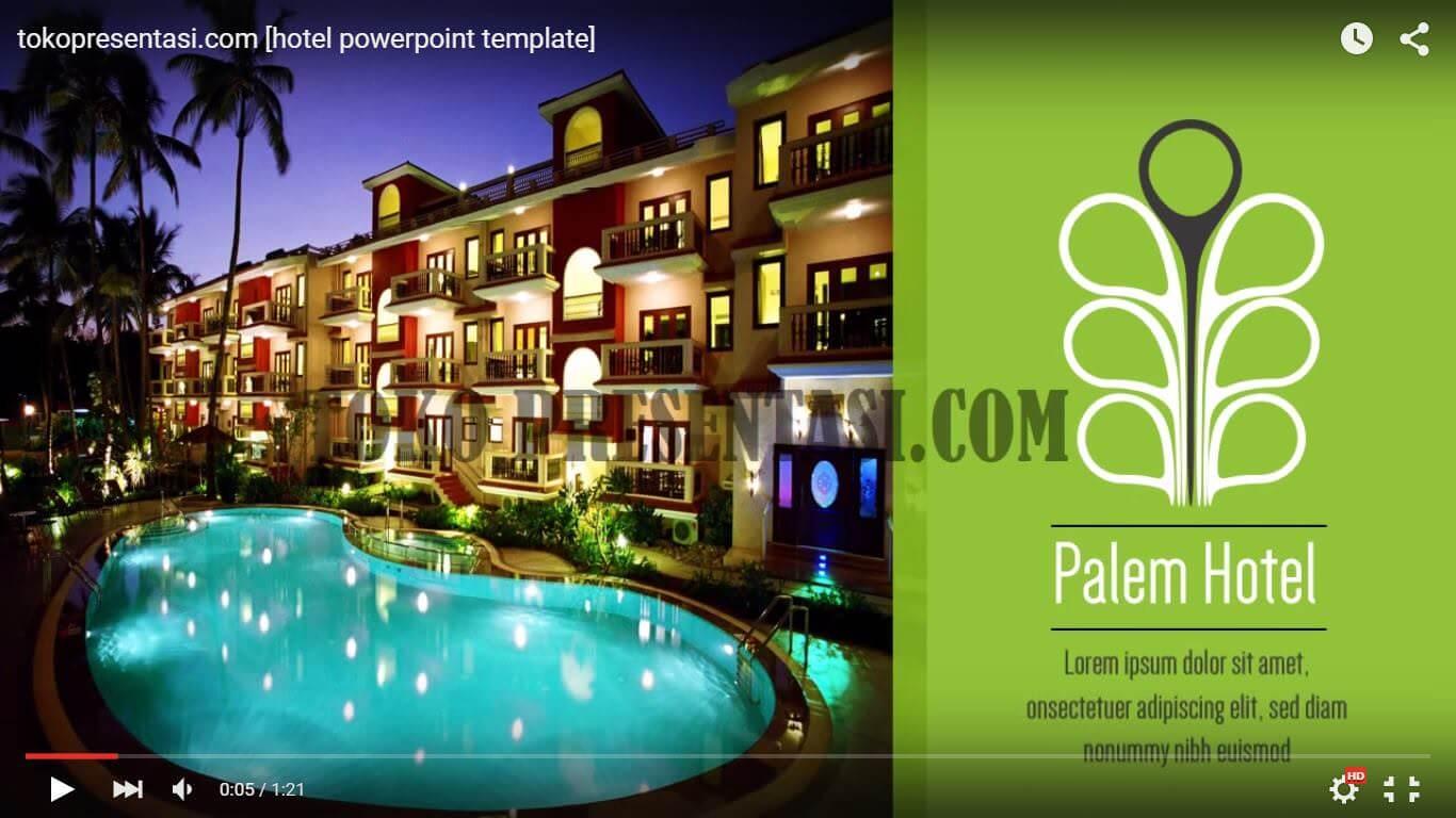 presentasi powerpoint hotel - tokopresentasi.com