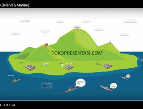 Presentasi Prezi – Island & Marine