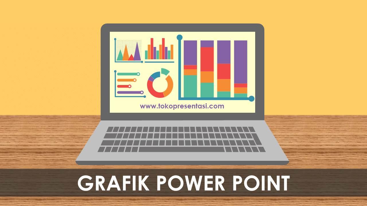 Cara membuat grafik yang menarik di Microsoft PowerPoint