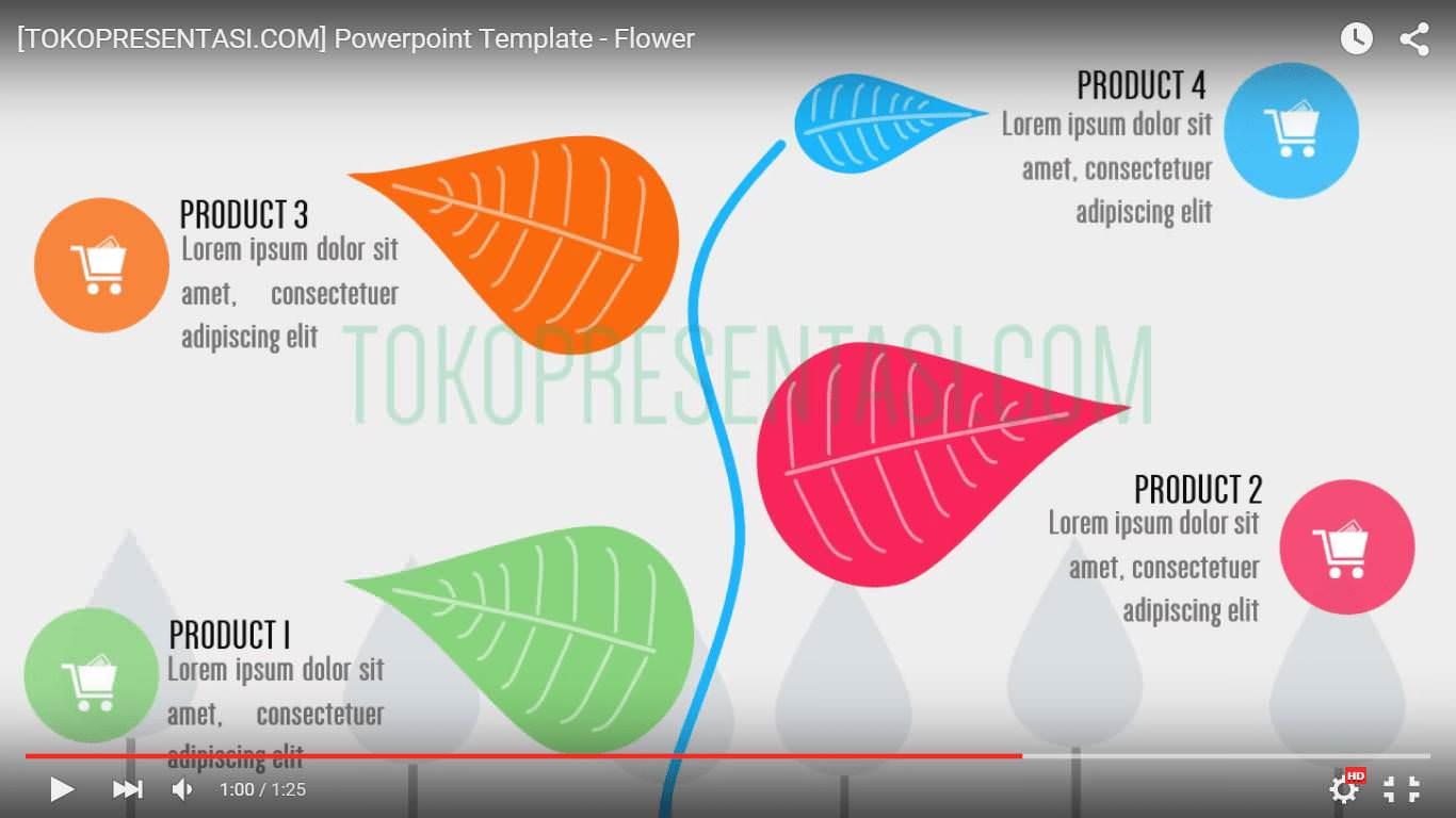 Template Powerpoint Company Profile Jasa Pembuatan Desain
