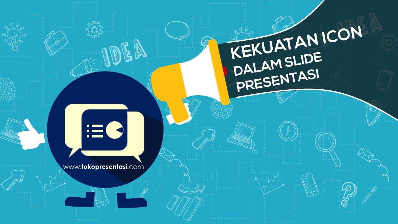 post kekuatan icon dalam slide presentasi jasa ppt desain ppt jasa presentasi_compressed