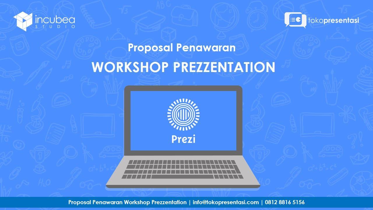 post training workshop prezi desain prezi animasi prezi