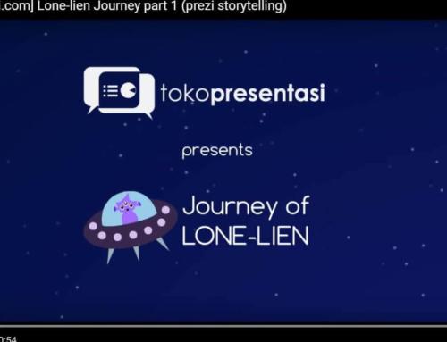 Journey of Lone-Lien (Prezi Story Telling)