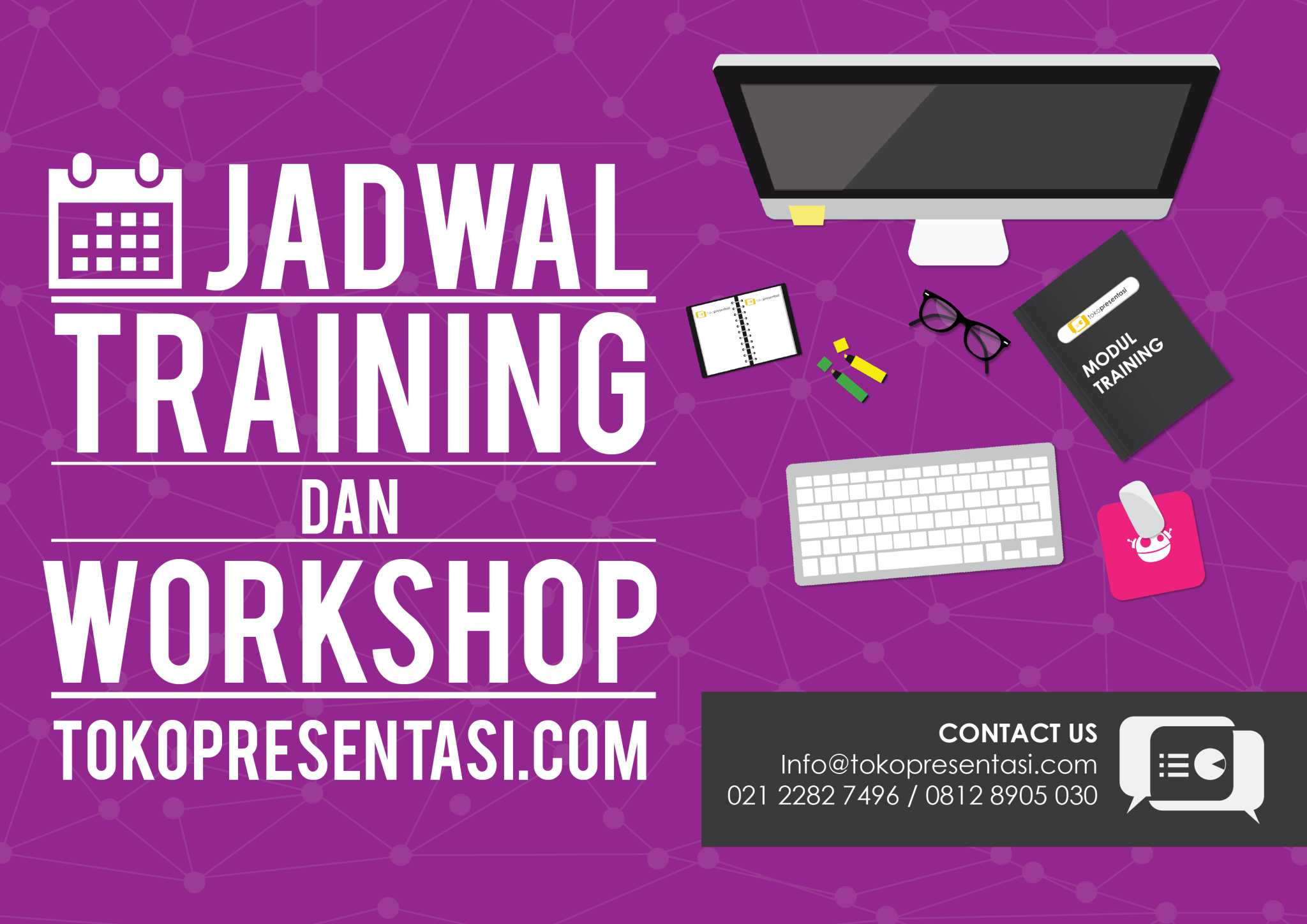 post jadwal training presentasi desain ppt desain slide presentasi powerpoint jasa desain slide ppt_compressed