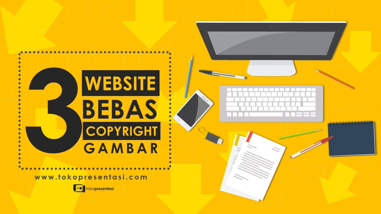 post 3 website bebas copyright gambar desain ppt