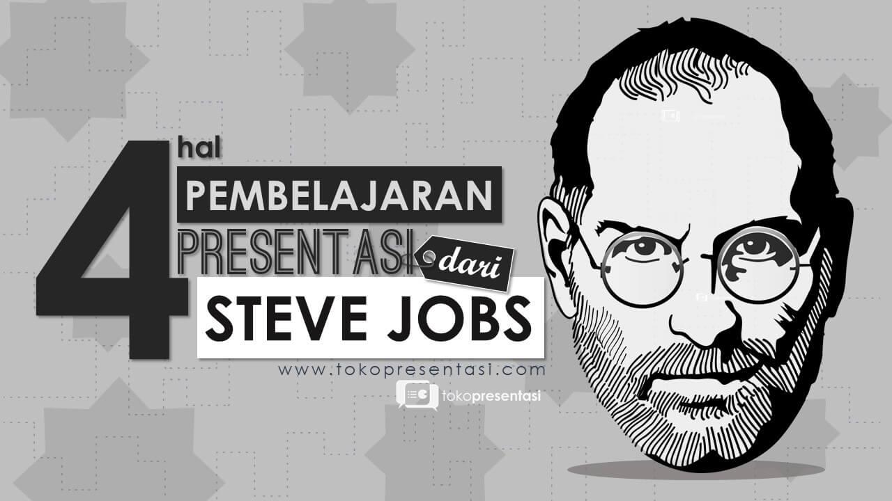 post 4 Hal Pembelajaran Presentasi Penting dari Steve Jobs jasa desain ppt desain presentasi powerpoint