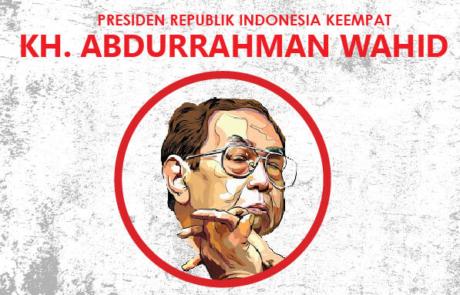 Cover Infografis Presiden RI keempat KH Abdurrahman Wahid jasa infografis tokopresentasi-04