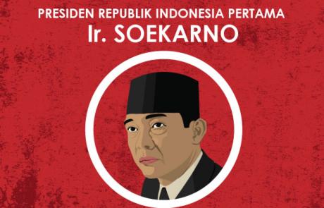 cover Infografis Presiden RI pertama Ir Soekarno jasa infografis tokopresentasi-02-01