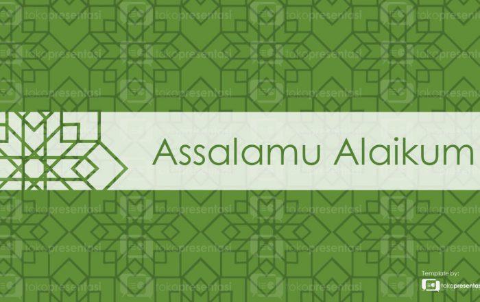 Slide Assalamualaikum free download