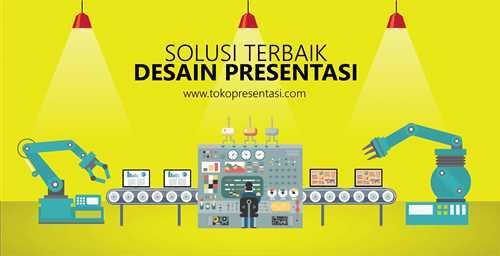 jasa desain presentasi profesional terbaik di indonesia (tokopresentasi.com)