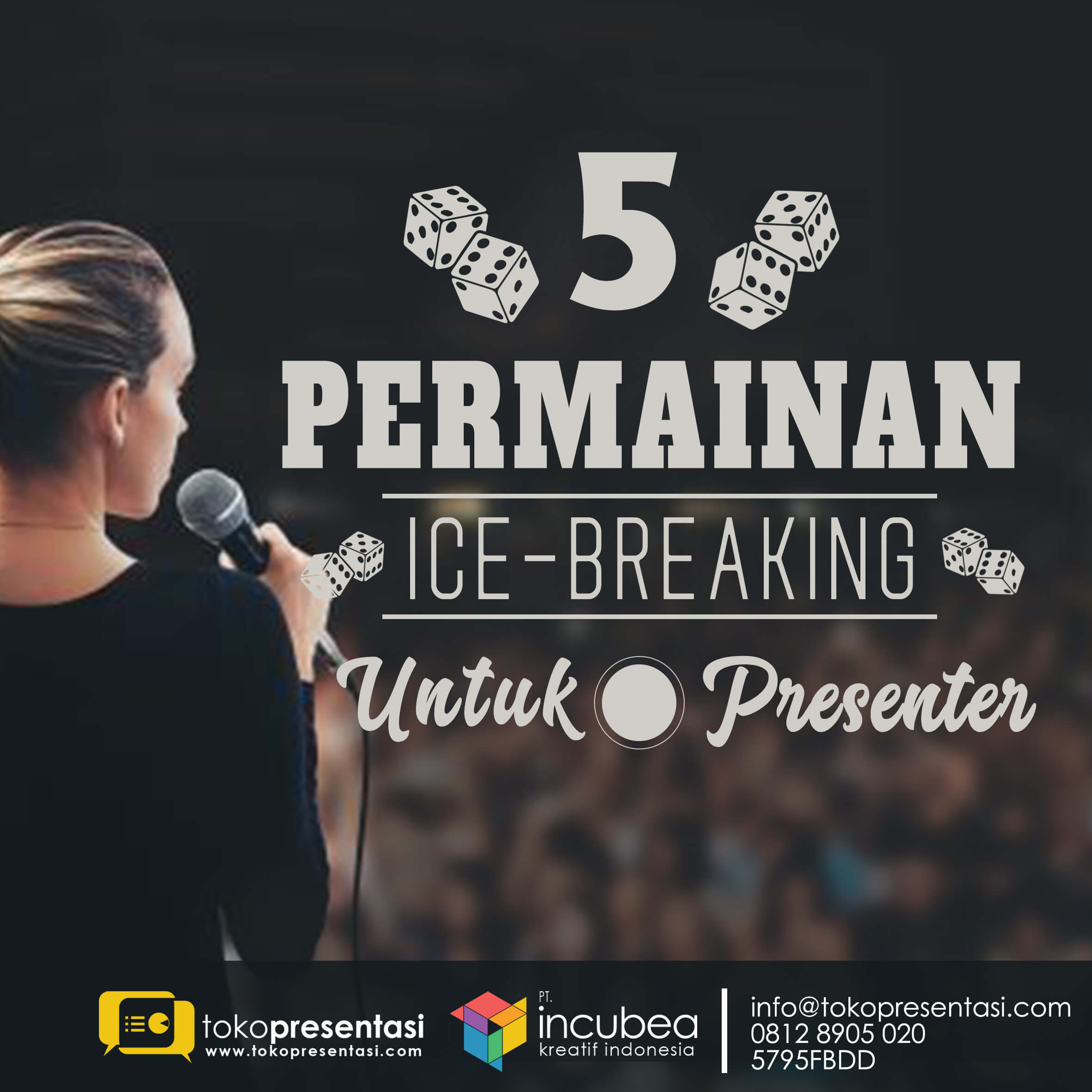 training presentasi 5 permainan ice breaking tokopresentasi