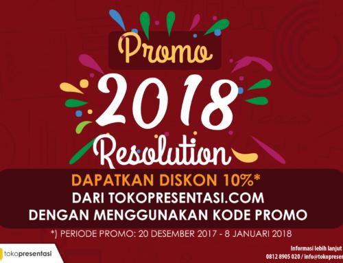 Kode Promo 2018 Resolution