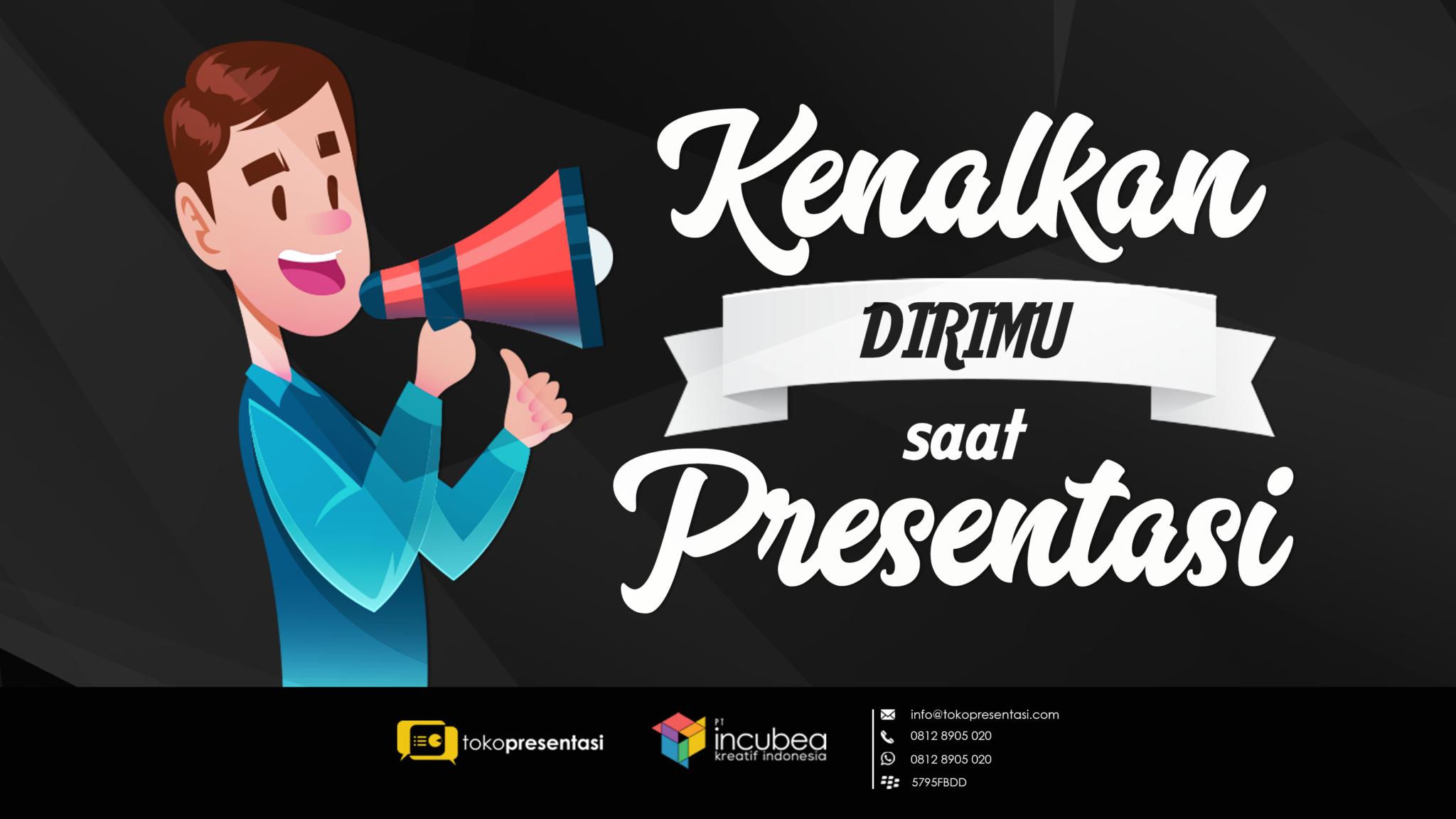 tips presentasi kenalkan dirimu saat presentasi