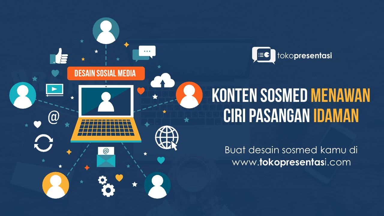 Jasa desain konten promosi sosial media tokopresentasi