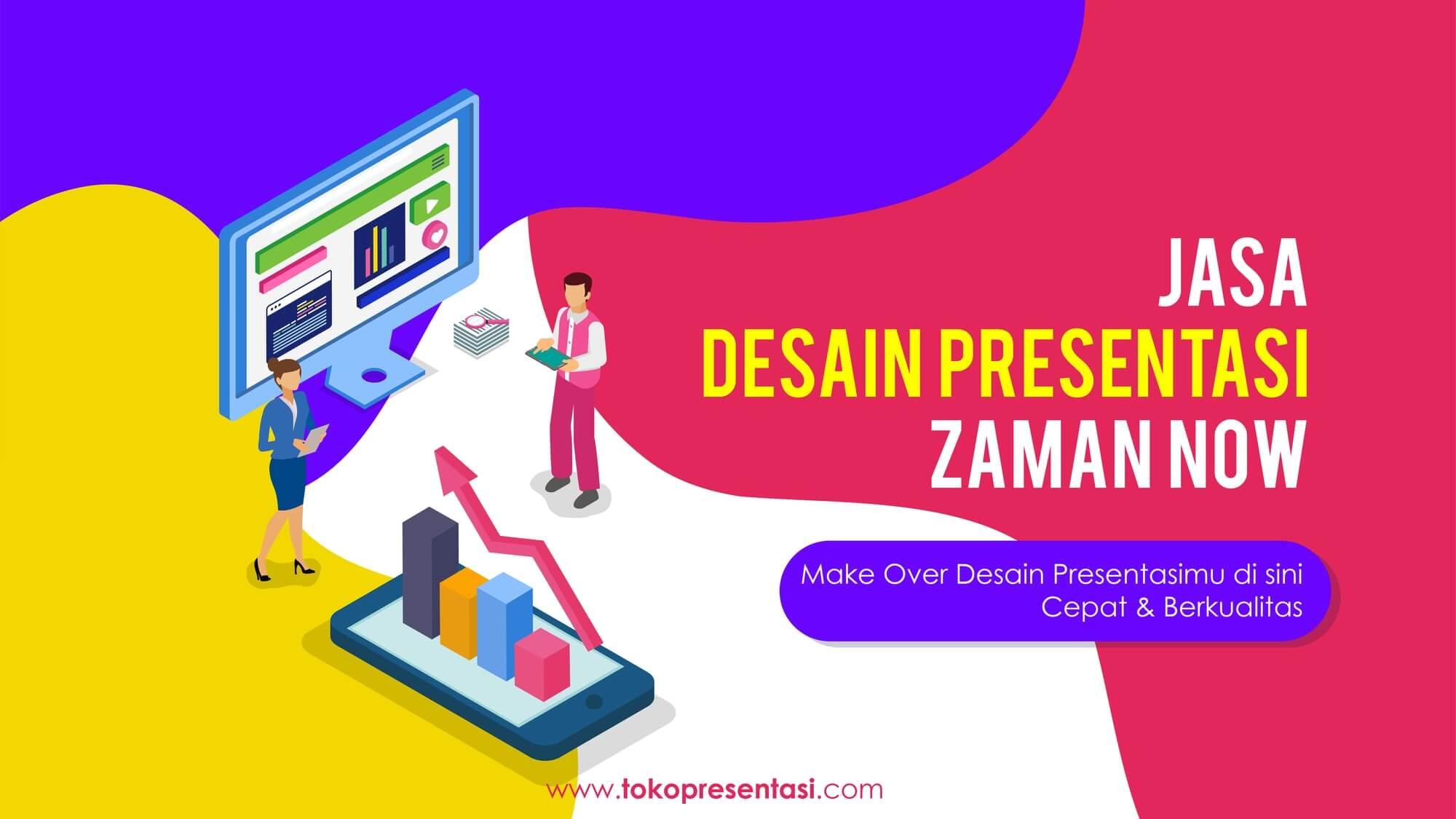 Jasa Pembuatan Desain Presentasi Powerpoint Lomba Inovasi GKM WKM TKMPN Philips Moris Indonesia Tokopresentasi